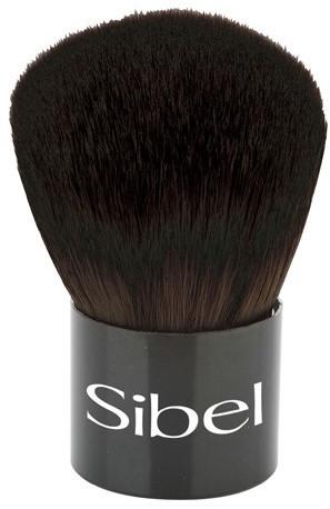Sibel Kabuki Brush ronde vorm