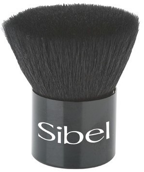 Sibel Kabuki Brush platte vorm