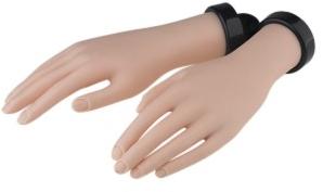Oefenhand + nagels + lijm 0090201