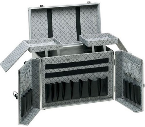 Aluminium gereedschapskoffer 'Theatro' 3011172