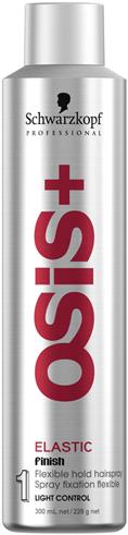 Schwarzkopf osis elastic flex hold hairspray 300 ml