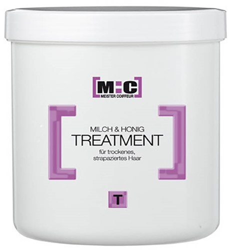 M:C Treatment - Milch & Honig Haarmasker (1000 ml)