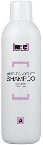 M:C Shampoo Anti-Dandruff - Anti-Roos  (1000 ml) 2050134