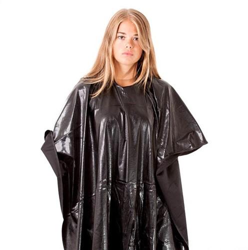 Verfmantel BeBo Fashion Faux Slangenleer (Black)