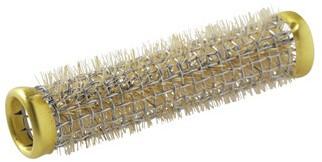 Kruller metaal 13 mm 12 st goud 3121339