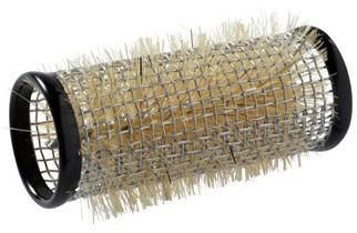 Kruller metaal 28 mm 12 st zwart 3122839