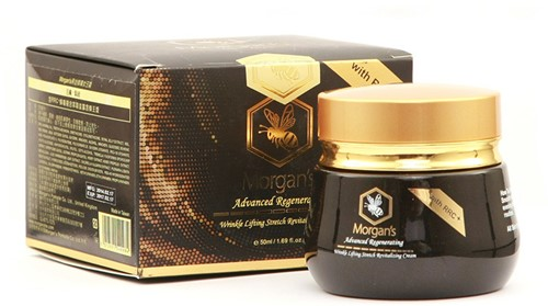 Morgan's BEE Regenerating Cream 50ml