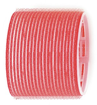 Kruller zelfklevend 70 mm 6 st rood