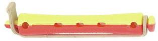 Permanentwikkel Kort Bi-color Geel-Rood