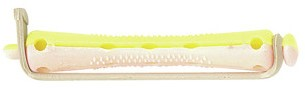 Permanentwikkel kort Bi-color Geel-Roze