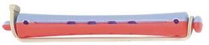 Permanentwikkel Bi-color Blauw-Rood