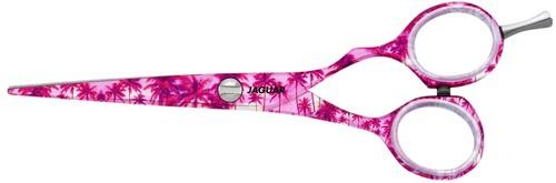 """JaguArt - Flower Power Palms - Knipschaar - 5,5"""""""