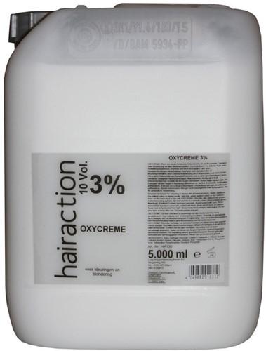 Hairaction Waterstof 3% (5 liter)