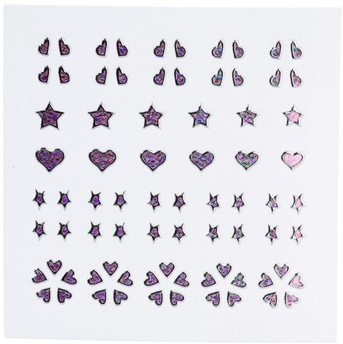 Nail Art 3D stickers XST115 6102009