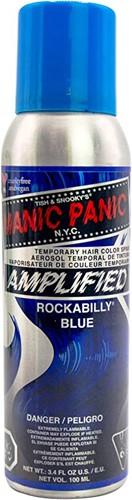 Manic Panic Amplified Temporary Spray - Blue Angel - 100 ml