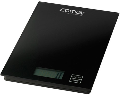 Comair Digitale weegschaal touch