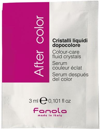 Fanola After Colour Sachet Crystals Serum (3 ml)