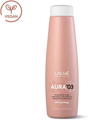 Lakmé Aura '03 Hyaluronic Mask - 1000 ml