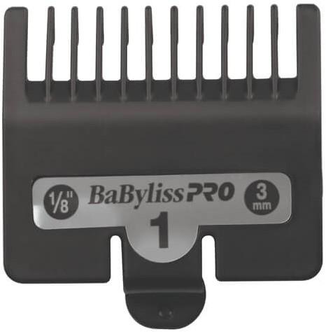 Babyliss opzetkam 3 mm