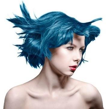 Manic Panic Amplified Hair Colour Bad Boy Blue (118 ml)