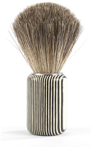 Barburys Scheerkwast Grey Bamboo