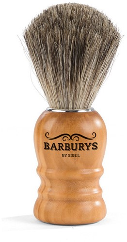 Barburys Scheerkwast Grey Olive