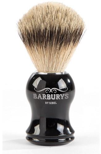 Barburys Scheerkwast Light Silhouette