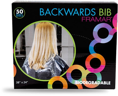 Framar Backwards Bib Verfschorten (50 stuks)