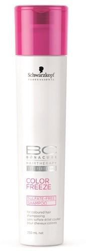 Schwarzkopf Bonacure Color Freeze Sulfate Free Shampoo 250 ml