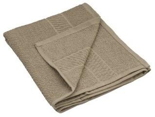 Bob tuo handdoek donker beige 50X85 3511900