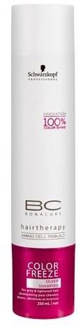 Schwarzkopf Bonacure Color Freeze Silver Shampoo 250 ml