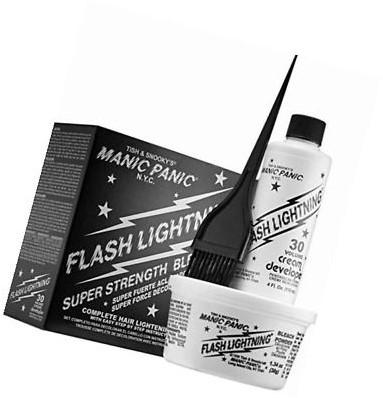 Manic Panic Flash Lightning Bleach Kit - 9%