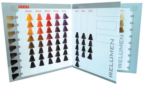 Goldwell Elumen Kleurenkaart