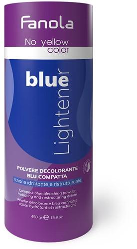 Fanola No Yellow Color Blue Lightener - blondeerpoeder (450gr)