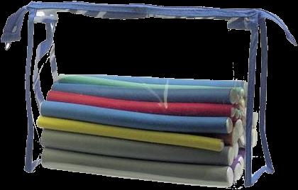 Comair Flex rollers set van 24 st, gesorteerd 3011758
