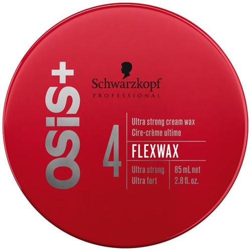 Schwarzkopf Osis Flexwax ultra strong cream wax 85 ml