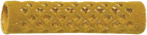 Fluweelroller lang 13 mm 12 st oranje 4121349