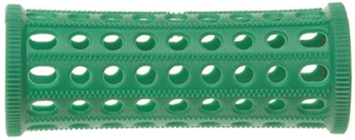 Formlockkruller naalden 25 mm 10 st groen