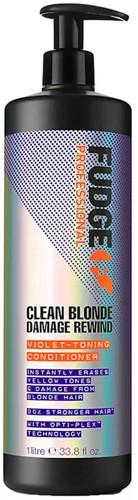 Fudge Clean Blonde Damage Rewind Conditioner - 1000 ml