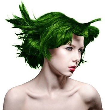 Manic Panic Amplified Hair Colour Green Envy