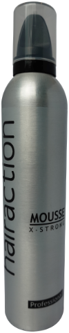 Hairaction Mousse X-Strong (300 ml)