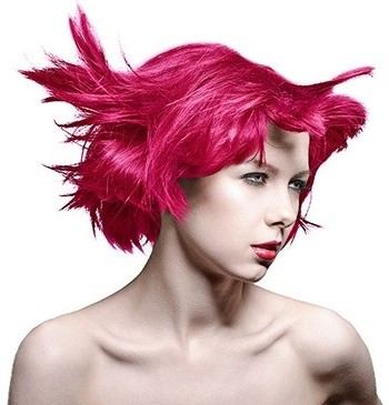 Manic Panic Amplified Hair Colour Hot Hot Pink (118 ml)