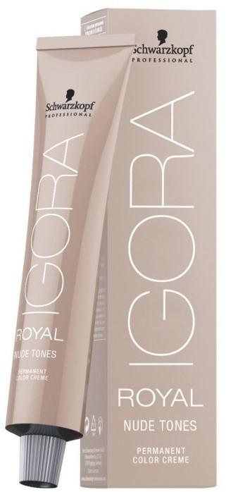 Schwarzkopf Igora Royal Nude Tones 4-46 mittelbraun beige