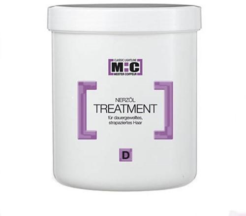 M:C Treatment - Nertsolie Haarmasker (1000 ml)