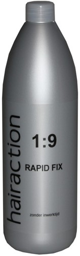 Hairaction Rapid Fix 1:9 Snelfixatie (1000 ml)
