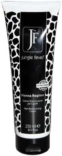 Jungle Fever Henna Regime Hair Restructuring Cream (250 ml)