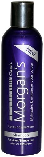 Morgan's Shampoo for silver/blonde hair 250ml