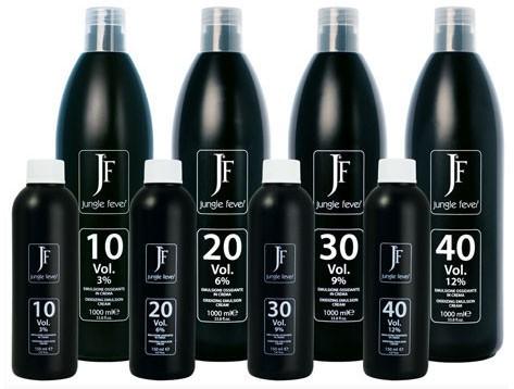 Jungle Fever 9% Waterstof (1000 ml)