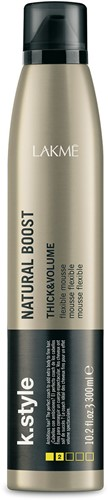 Lakmé K.Style Natural Boost (300 ml)