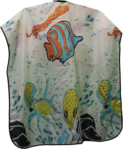 Kinderkapmantel Vissen